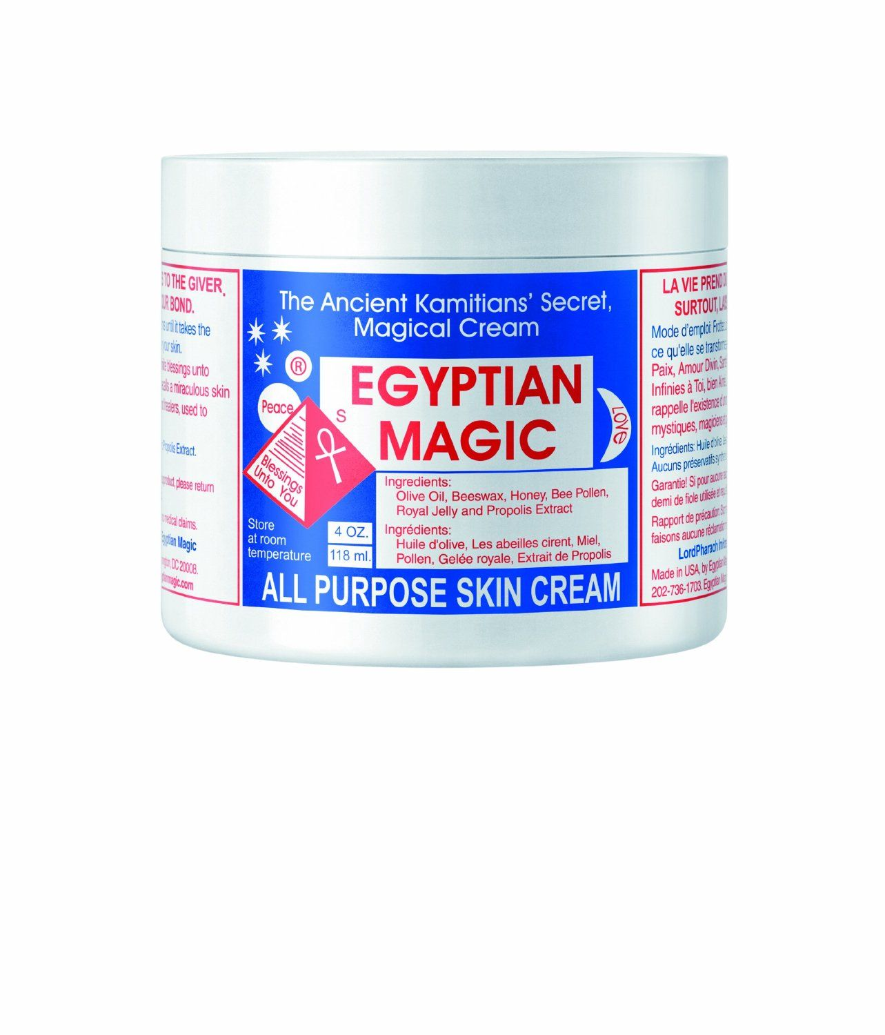 D health food store in l a - Egyptian Magic All Purpose Skin Cream Stretch Marks Nails Hair Skin Rash More An All Around Magical Cream Available At Health Food Stores