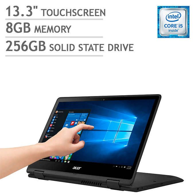 Acer Spin 5 Touchscreen 2-in-1 Laptop - Intel Core i5