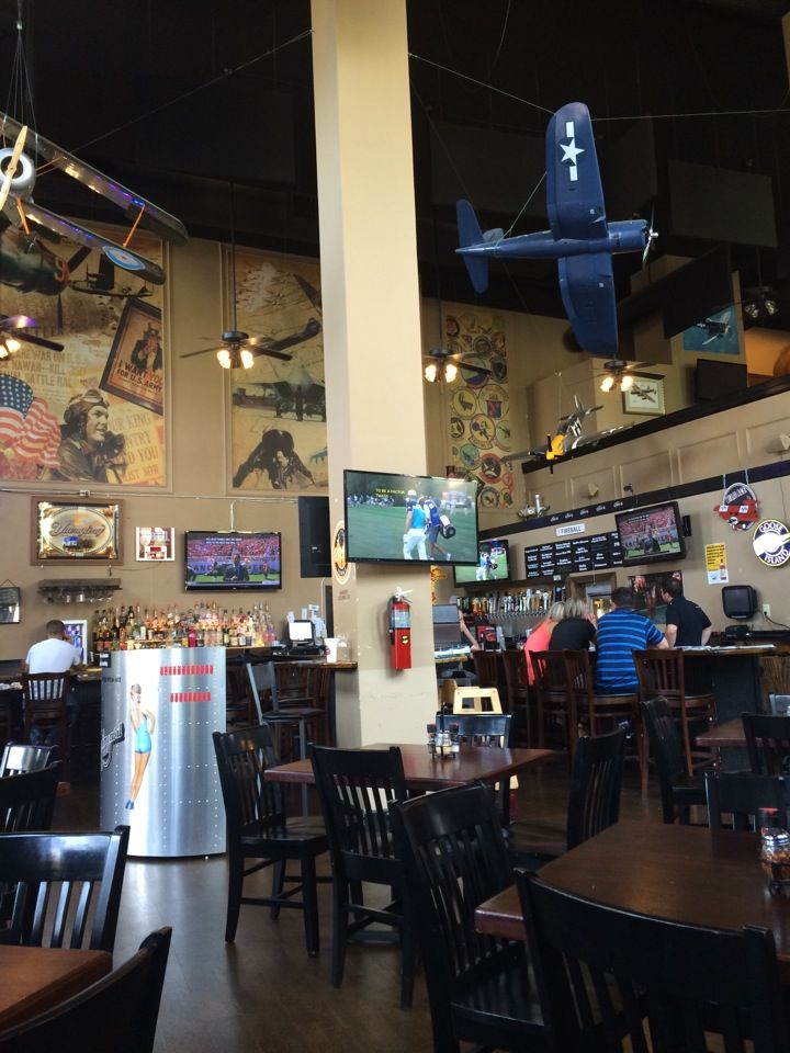 Great Place Great Service Wide Beer Selection On Tap Wild Ace