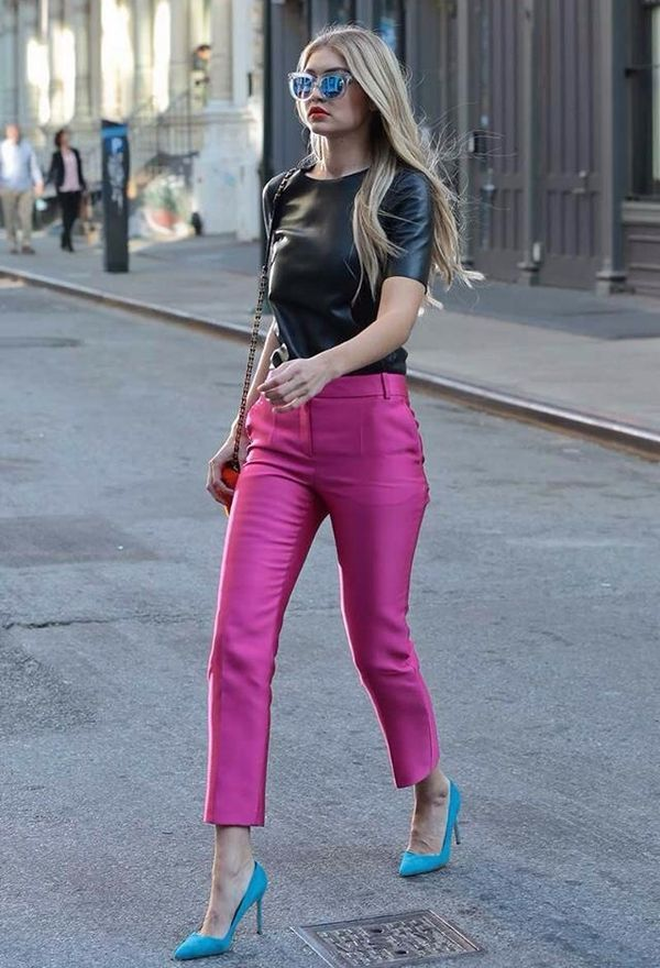 217df3fb Que zapatos usar con pantalón de vestir? | Zapatos de mujer | Dress ...