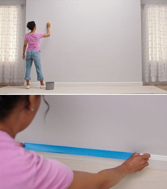 How To Paint A Beautiful Ombre Accent Wall Video Wall
