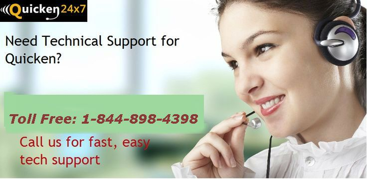 Quicken Support Phone Number Call Us Toll Free 1844898
