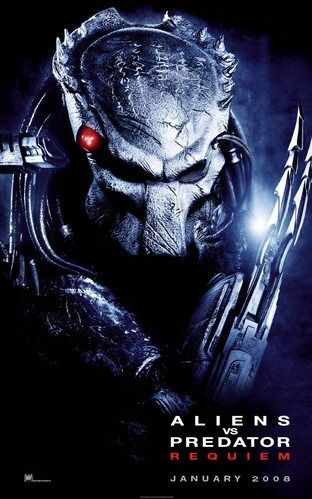 Aliens Vs Predator Requiem Movie Poster 3 Internet Movie Poster