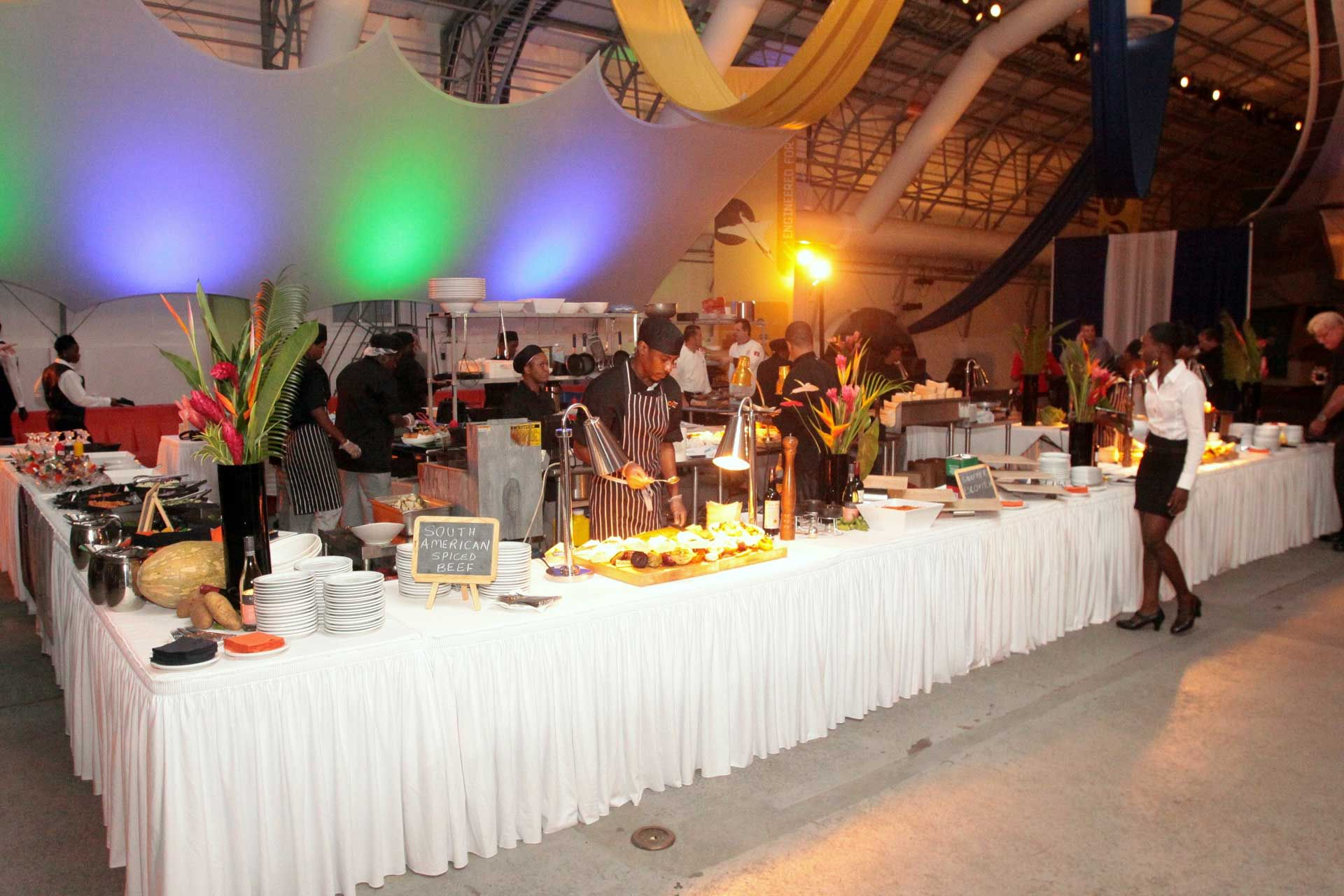 Goddard Catering Group (Barbados) Limited Much More than