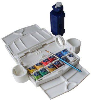 Amazon Com Winsor Newton Cotman Water Colour Field Plus Set