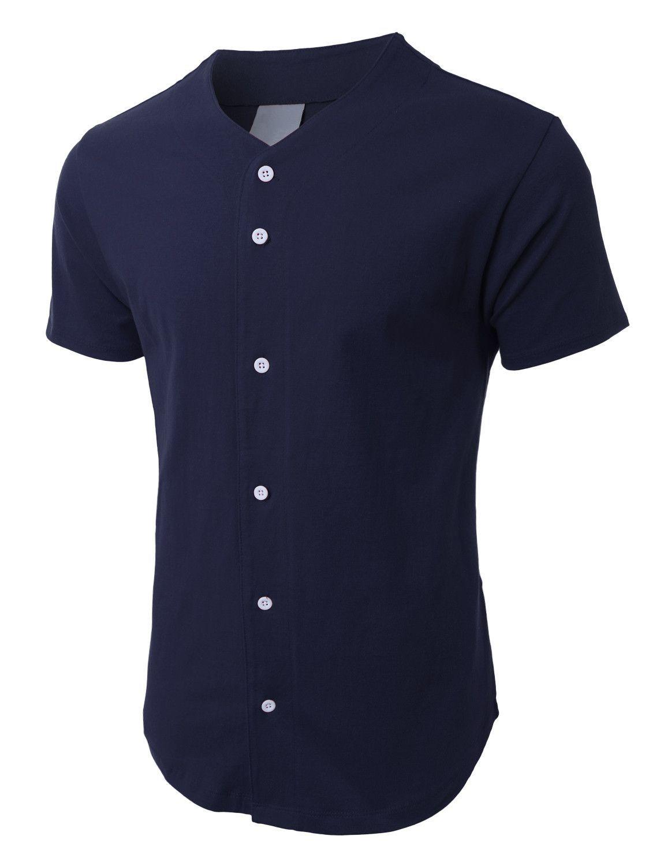 baseball jersey shirts men