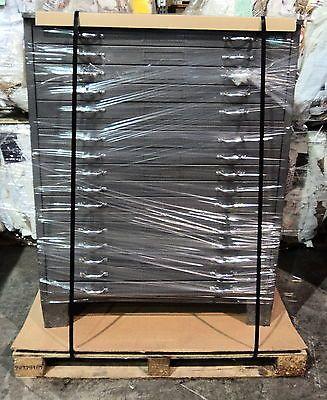 Hamilton 15 drawer blueprintstorage cabinet overall size 41 x 28 hamilton 15 drawer blueprintstorage cabinet overall size 41 x 28 12 x 53 malvernweather Image collections
