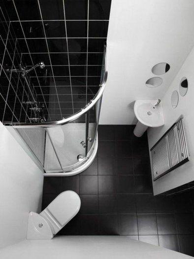 Petite Salle de Bains : 33 Idées pour la Décorer et l'Aménager
