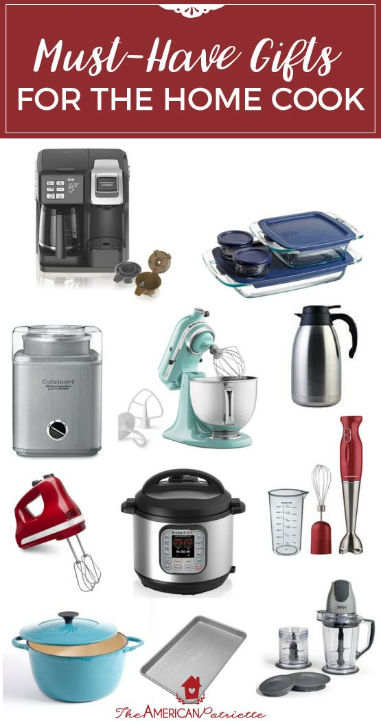 Must Have Kitchen Gifts For Your Christmas List The American Patriette Kitchen Gifts Kitchen Themes Christmas Gathering