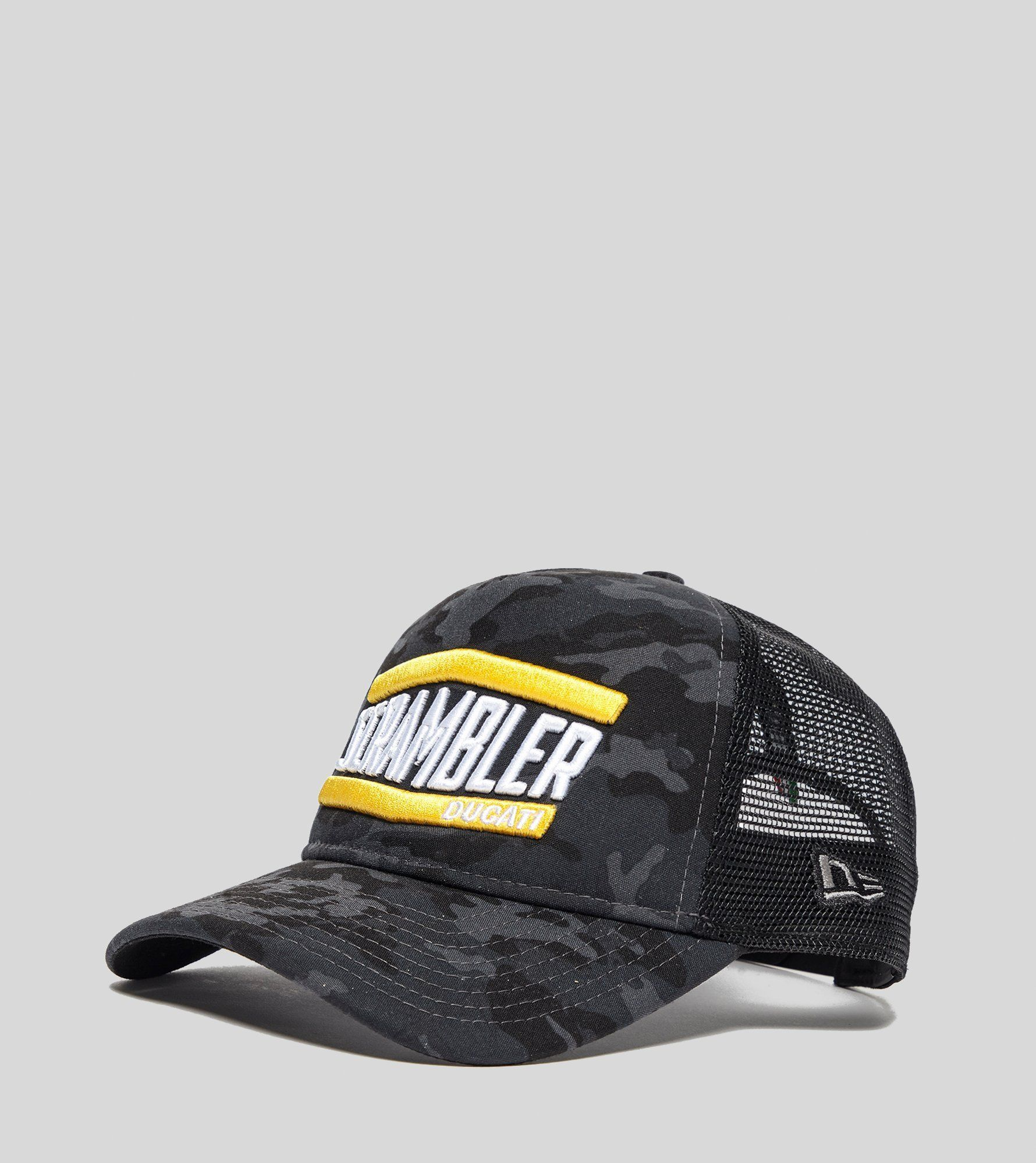 ad24c87a2941b7 New Era Ducati Trucker Cap - find out more on our site. Find the freshest  in trainers and clothing online now.