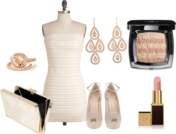 """""""summer dressy"""" by contosm on Polyvore"""