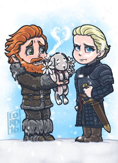 I ship it. Game Of Thrones - Lord Mesa