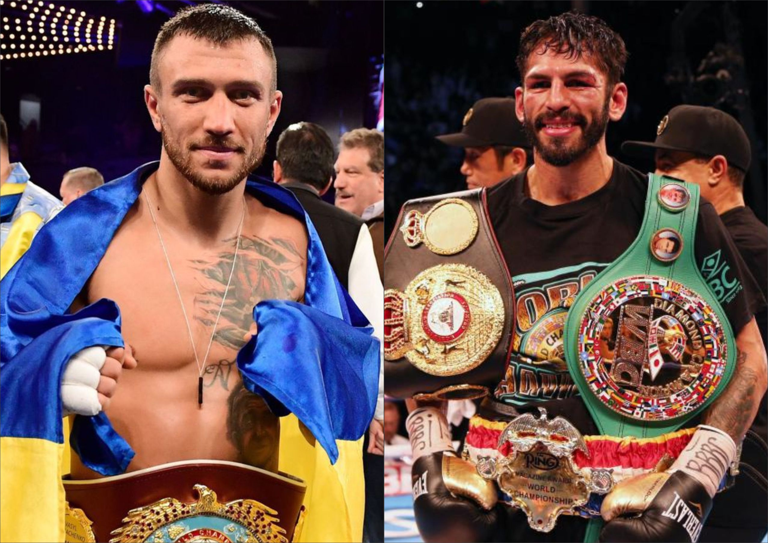 Tonight At 8 00 Pm Et On Espn Vasyl Lomachenko Moves Up In Weight To Challenge For Another World Title Taking On Jo Espn Madison Square Garden Madison Square