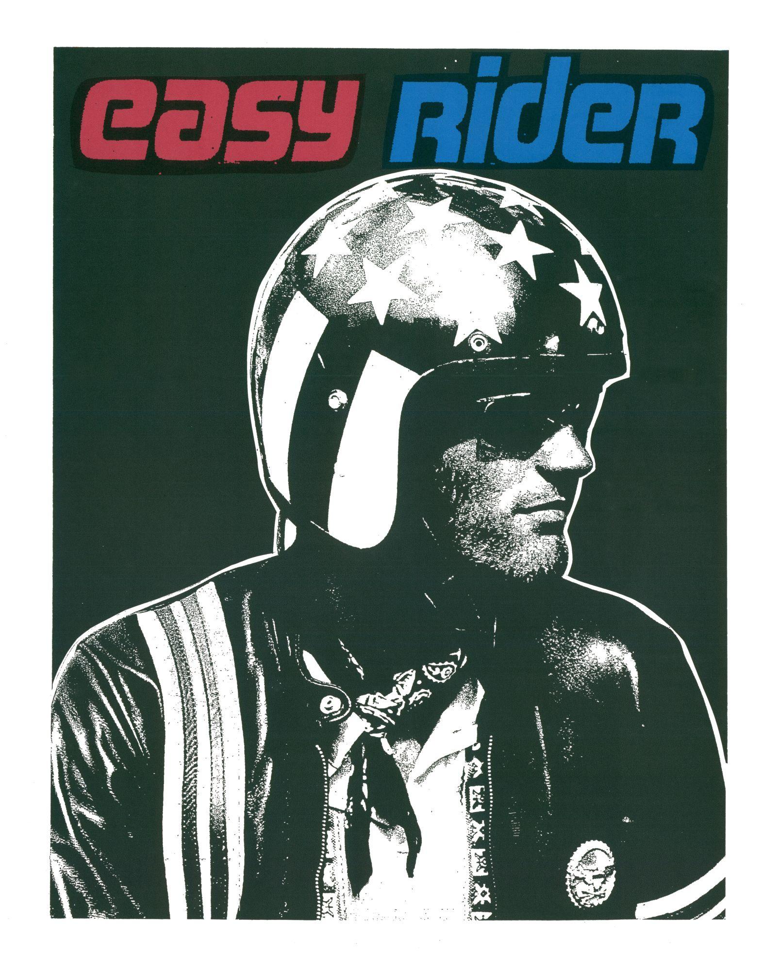 Print Mafia: Captain America - Easy Rider   Print Mafia