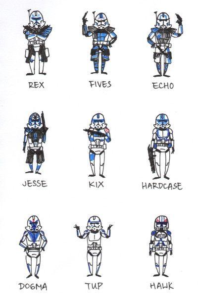 star wars clone troopers | Tumblr