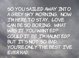 Vertical Horizon Best I Ve Ever Had Favorite Lyrics Soundtrack To My Life Vertical Horizon