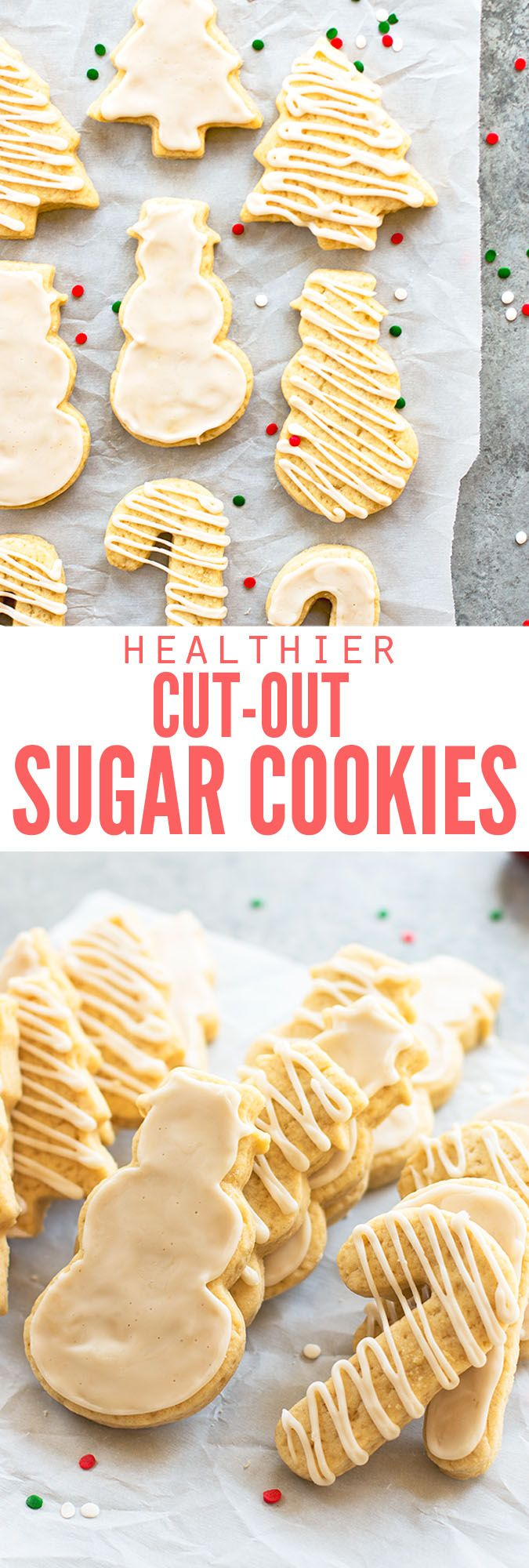 Healthier Sugar Cookie Recipe - Don't Waste the Crumbs