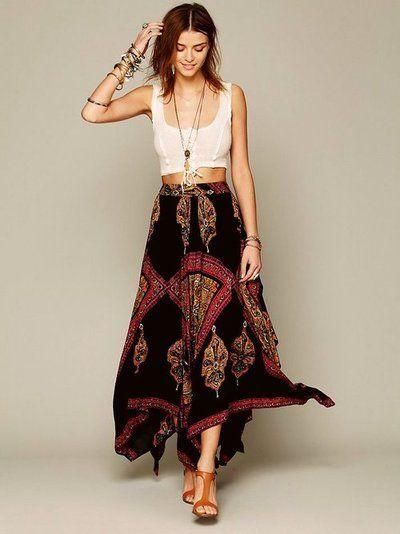 Boho Chic Fashion Style