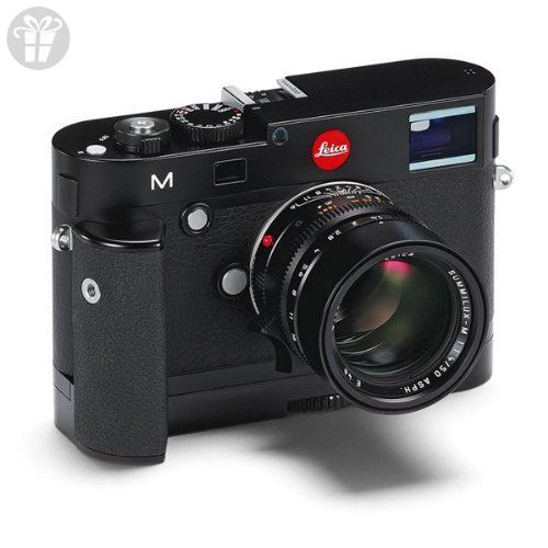 Leica 14495 Multi-Functional Handgrip M (Black) (*Amazon Partner-Link)