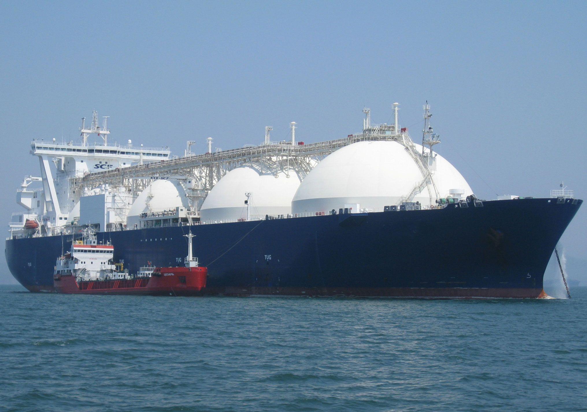 танкер газовоз картинки пасти