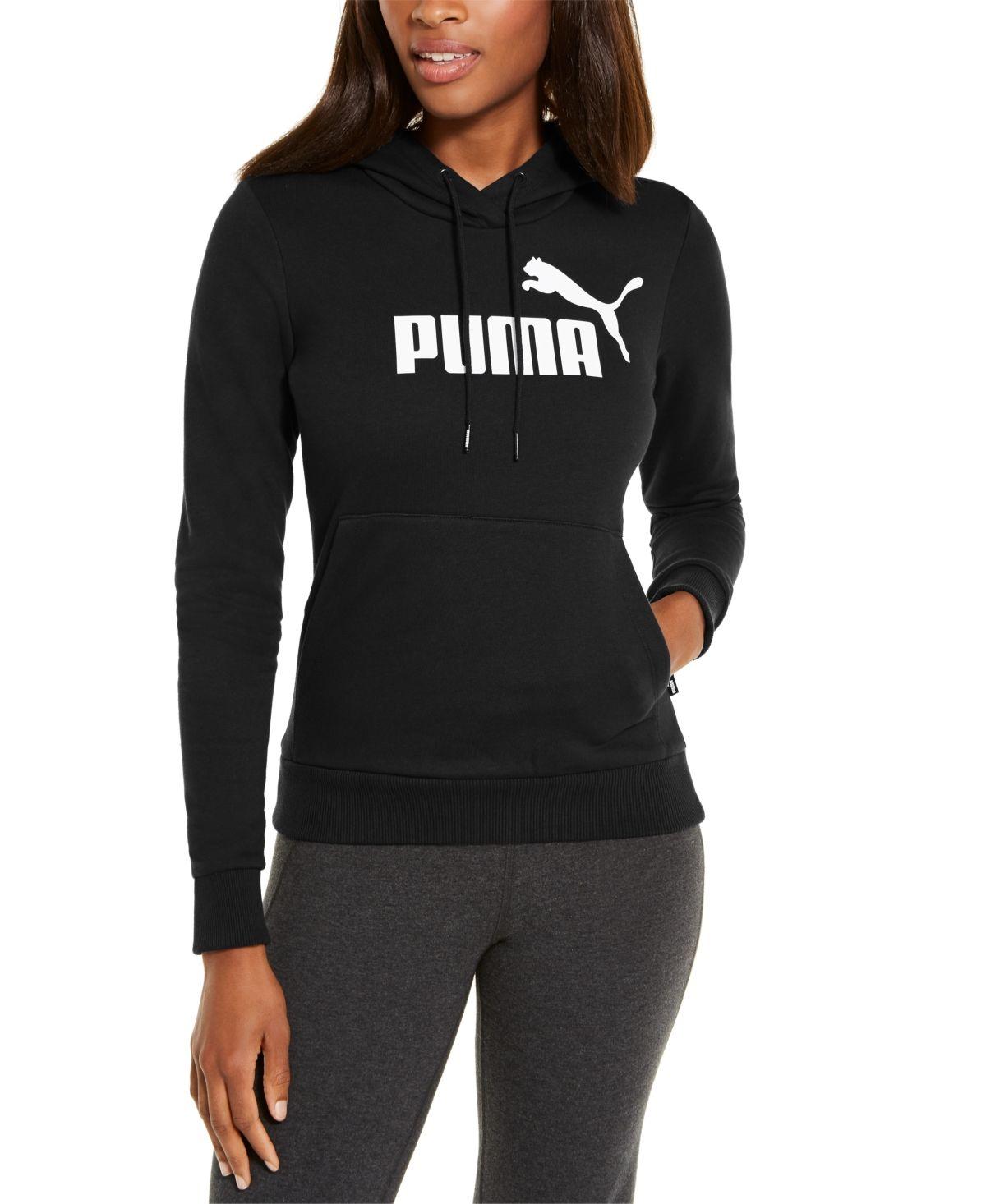 PUMA Fleece Hoodie Women's Sport Inspired Clothing