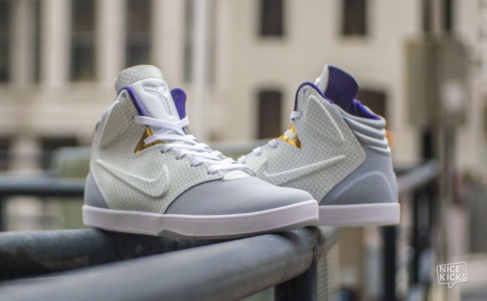 Nike Kobe 9 NSW Lifestyle Wolf grey