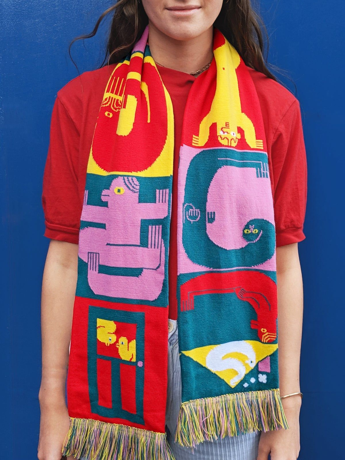 Full House Scarf
