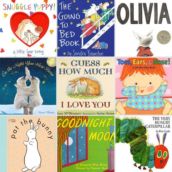 First Library Essentials: The 10 Best Board Books For Babies Your ...