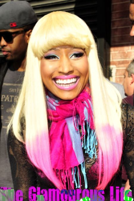 Nicki Minaj ( I love how sincere her smile is) Music Pinterest - nicki minaj halloween ideas