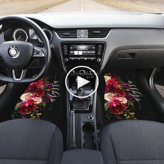 Car Accessories for Women   Car Mats   Car Accessories for Women   Custom Design   Car Accessories
