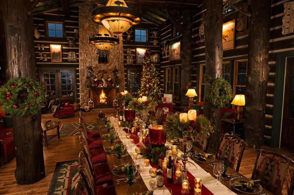 New Luxury Thanksgiving And Christmas Escapes At World's
