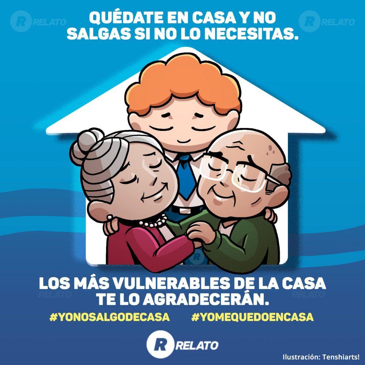 Campana Quedate En Casa Frases De Rosas Habitos De Higiene Personal Saludos De Buenos Dias