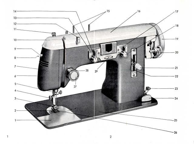 pfaff 139 treadle or electric sewing machine instruction manual here are just a few examples of