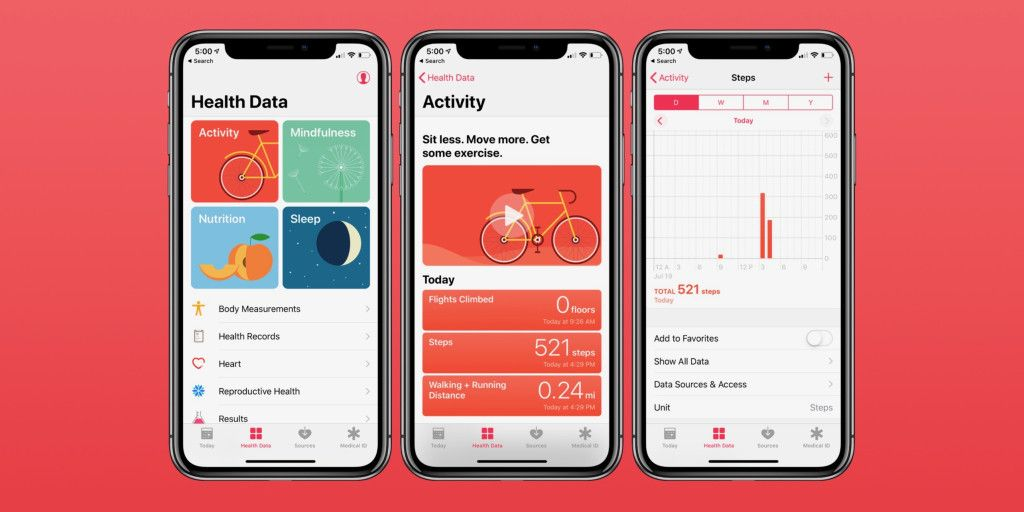 How to prioritize Apple Health sources on iPhone Apple