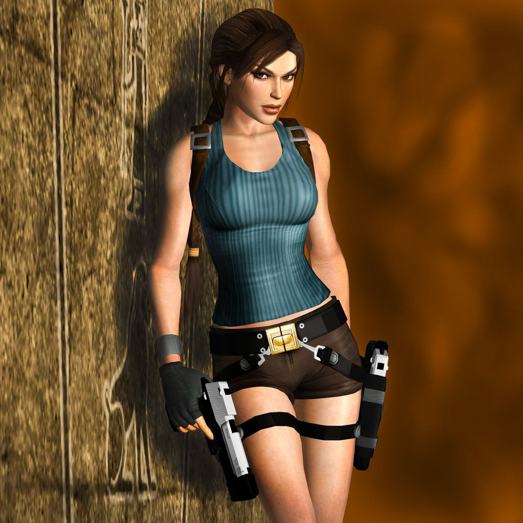 new lara croft outfit classic by toughraid3r37890. Black Bedroom Furniture Sets. Home Design Ideas