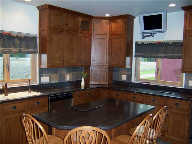 Countertop Styles & Materials | DS Woods Custom Cabinets | Decatur ...