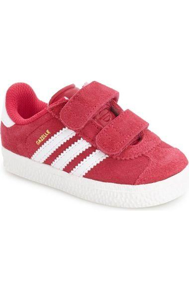 adidas Gazelle Sneaker (Baby, Walker & Toddler)   Nordstrom ...
