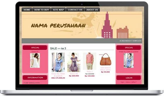 jasa pembuatan website toko online murah jakarta, cara