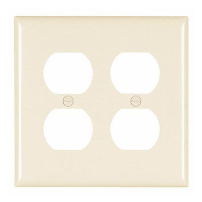 pass u0026 1gang white decorator single receptacle plastic wall plate home u0026 garden u003e lighting accessories pinterest wall