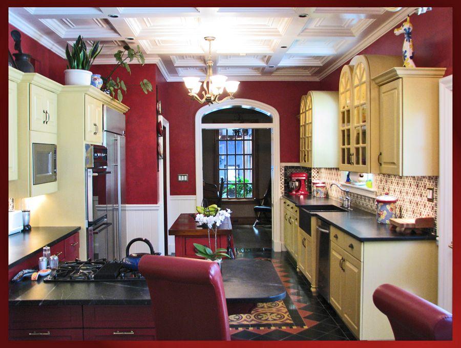 Spanish Revival Remodel   Remodel, Hacienda kitchen ...