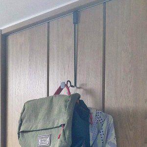 Door hook long frame cob hang hook steel (door hanger door hook h …