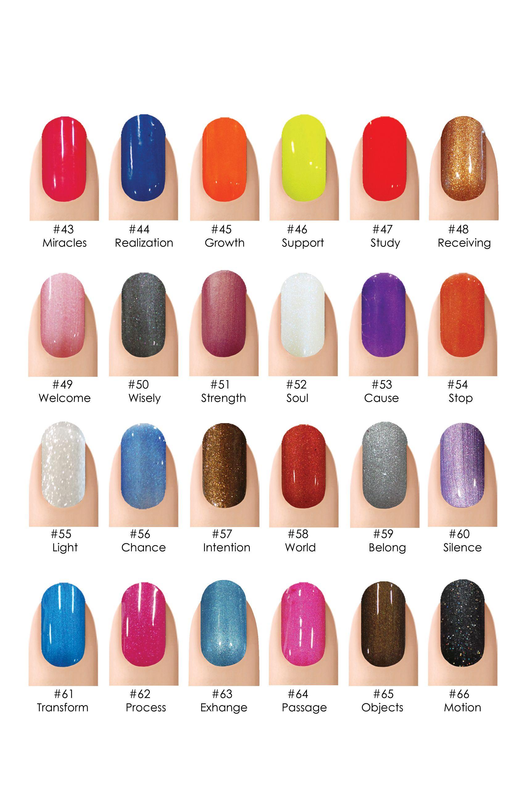 Surmanti Smart Colour Collection 30 Second Led Gel Polish Www Surmanti Co Nz Smart Nails Gel Polish Nail Colors