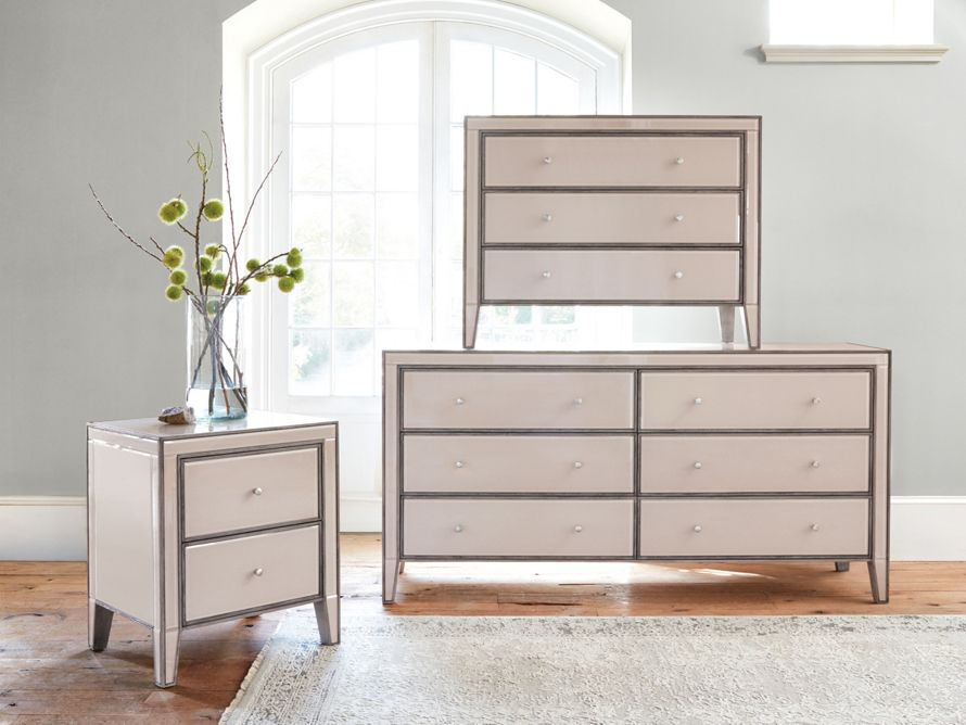 Reese Three Drawer Dresser Arhaus Furniture Dresser Furniture