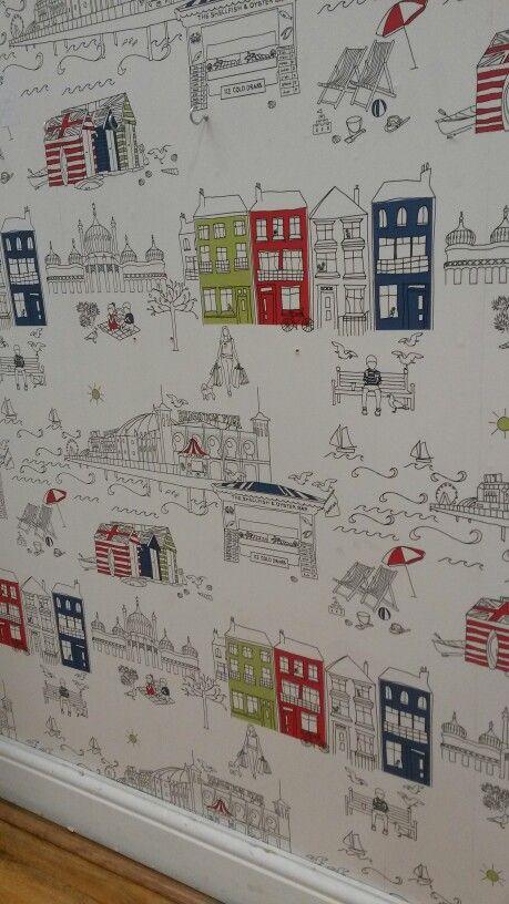Brighton Pier Wallpaper B Amp Q Luxurious Bedrooms