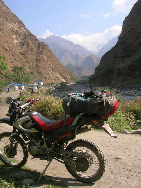 Dirt Biking In Nepal One Of The Best Ways To Explore The
