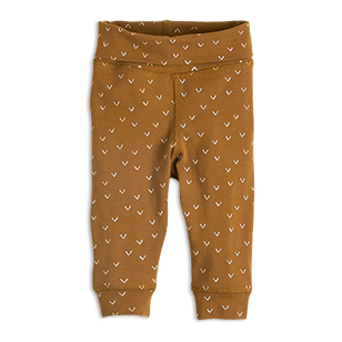 Jersey Trousers Brown