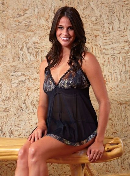Pin On Camo Lingerie