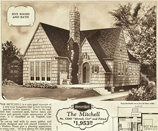 The Sears Mitchell Owned by Laura Ingalls Wilder