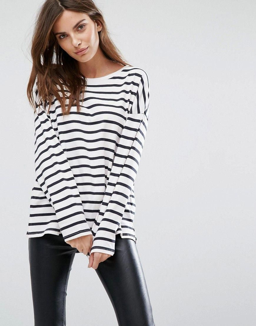 2214b1e8 Women S Fashion In The 70S And 80S #WomenSFashionBootsCheap  #WhatIsWomenSFashionToday Striped Tee, Holiday