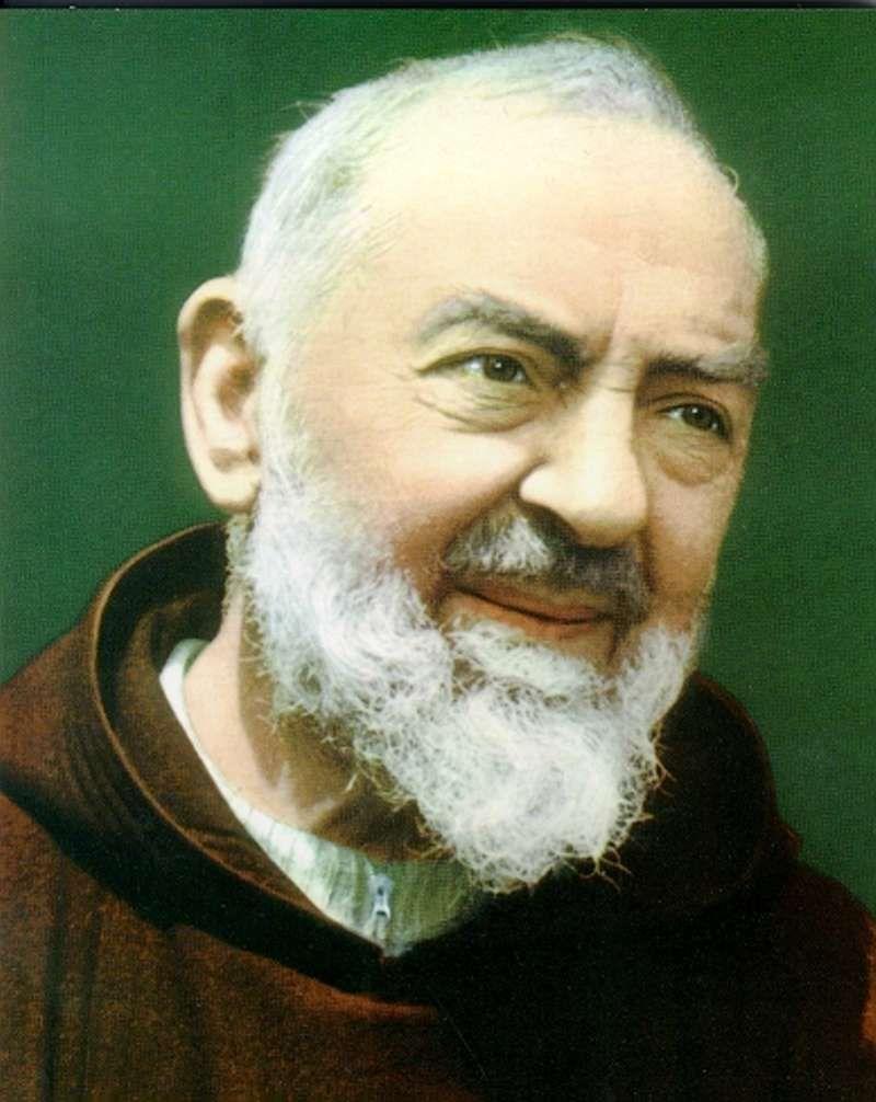 Padre Pio Priere De Protection : padre, priere, protection, Padre, Video, (Plus, Stigmata, Video), Priere, Chretienne,, Spiritualité,